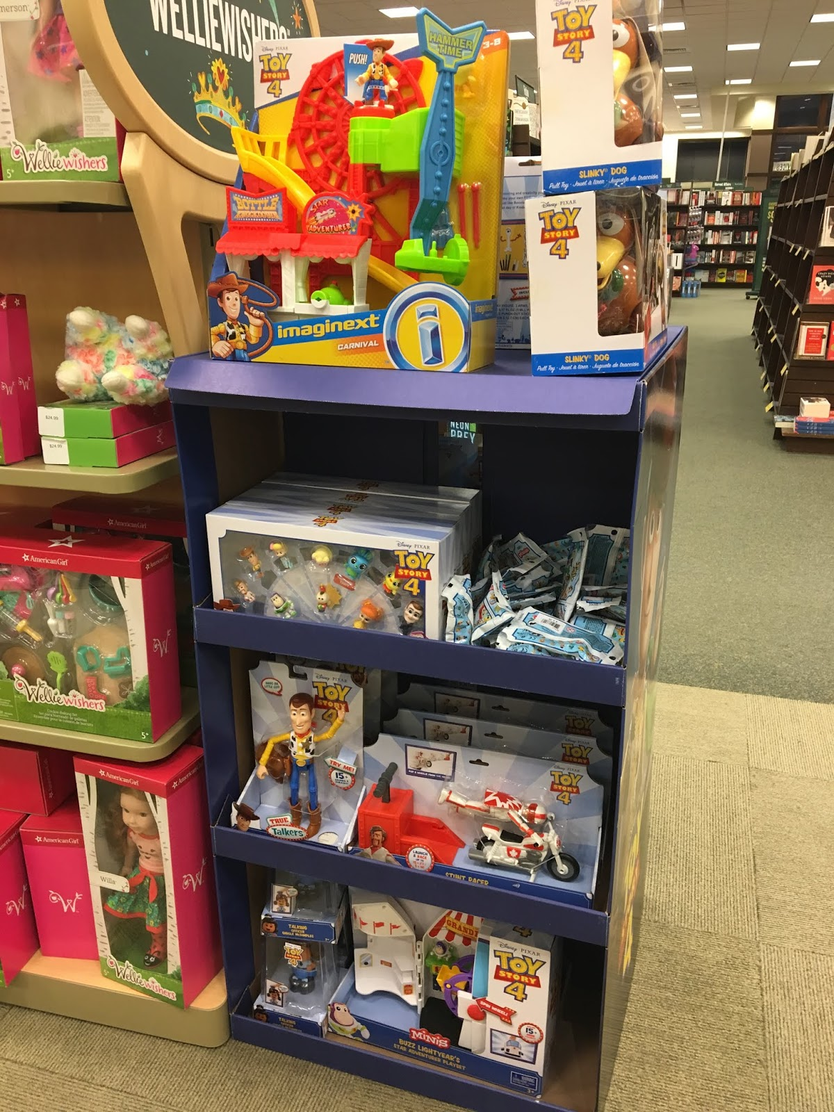 toy story 4 book release