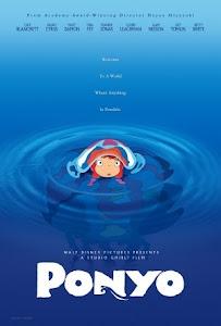 Cô Bé Người Cá Ponyo