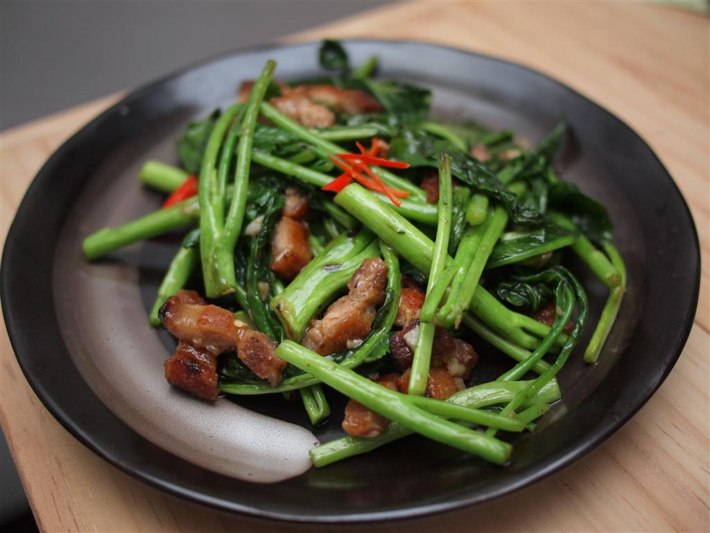 I Love Thai Recipes Stir Fried Chinese Broccoli With -6589