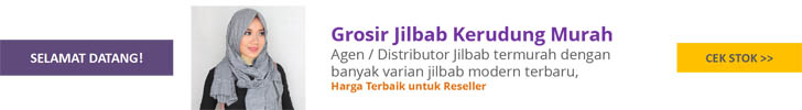 Grosir Jilbab Kerudung Murah