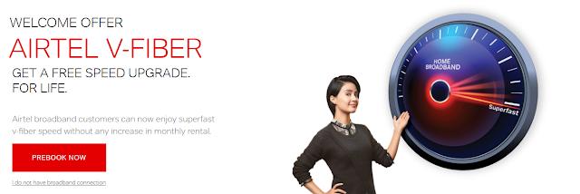 airtel v-fiber mumbai