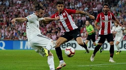 Real Madrid không thể rời sân San Mames với trọn vẹn với 3 điểm