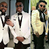 Battle Of Grooms & Groomsmen: Banky W & Tunde Demuren Vs Oritsefemi & Small Doctor [Photos]