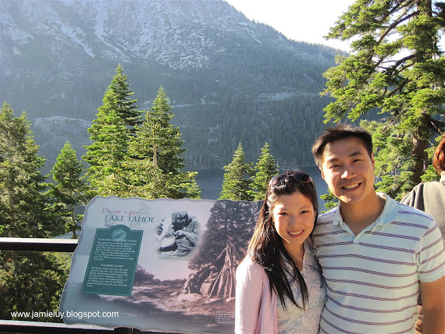 Road Trip to Lake Tahoe, California