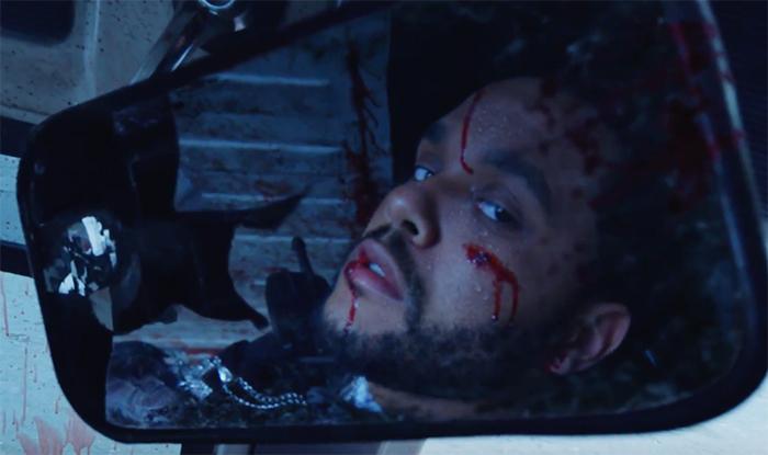 The Weeknd Premieres 'False Alarm' Video