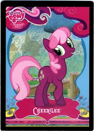 My Little Pony Cheerilee Series 1 Trading Card