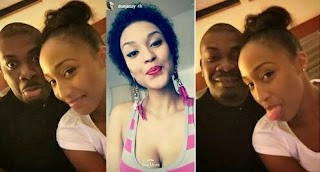 Photos Of Don Jazzy's Girlfriend Goes Viral