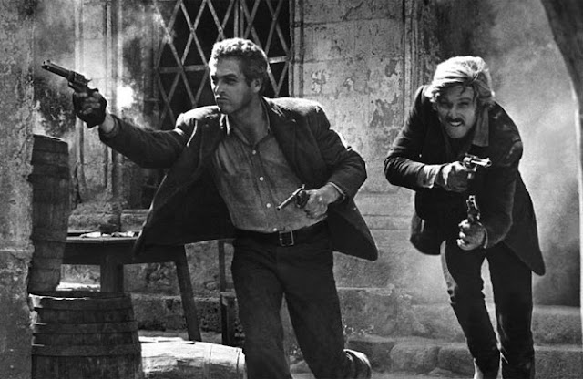 Butch Cassidy y The Sundance Kid