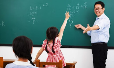 Makalah Strategi Belajar Mengajar (Guru Teladan)