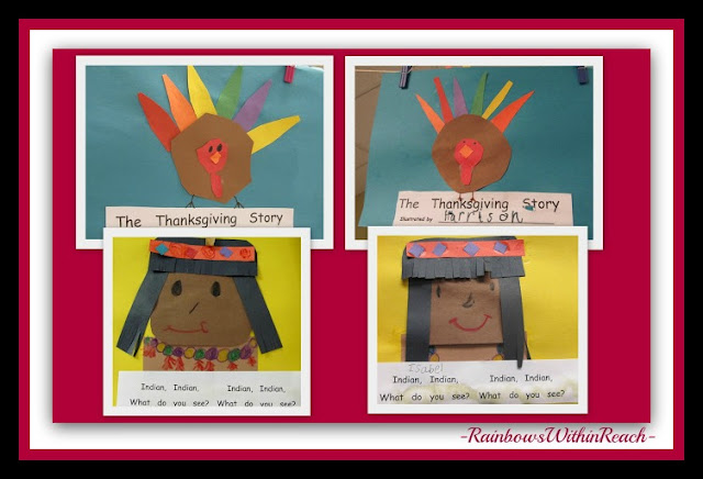 photo of: The First Thanksgiving (Thanksgiving RoundUP via RainbowsWithinReach)