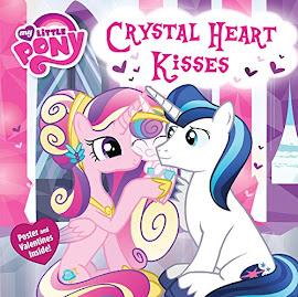 MLP Crystal Heart Kisses Book Media