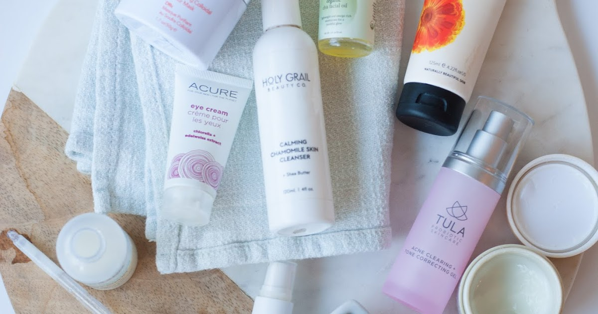 2019 Skincare Routine