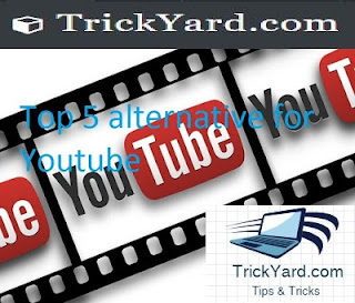 Earn Money By your Video using you tube or Top 5 You Tube Alternative to earn Money