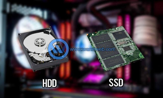Tips Cara Memilih Hard Disk Drive (HDD) - WandiWeb