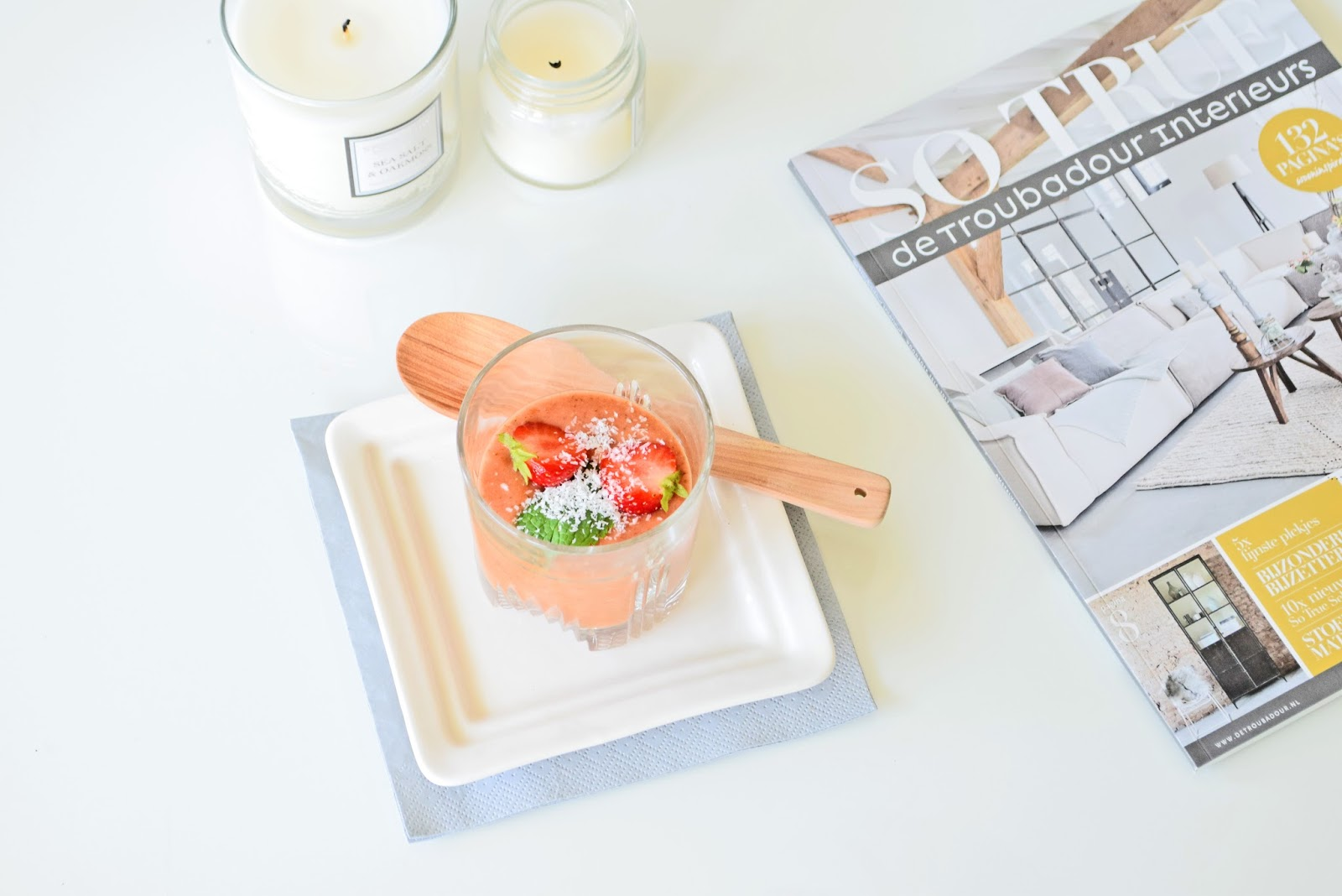 styling food