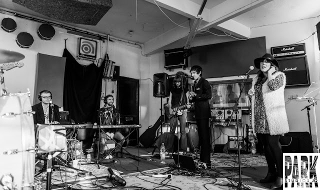 Brandy Row and the Coalition of Sound | Birmingham Recording Studio | Park Studios JQ |