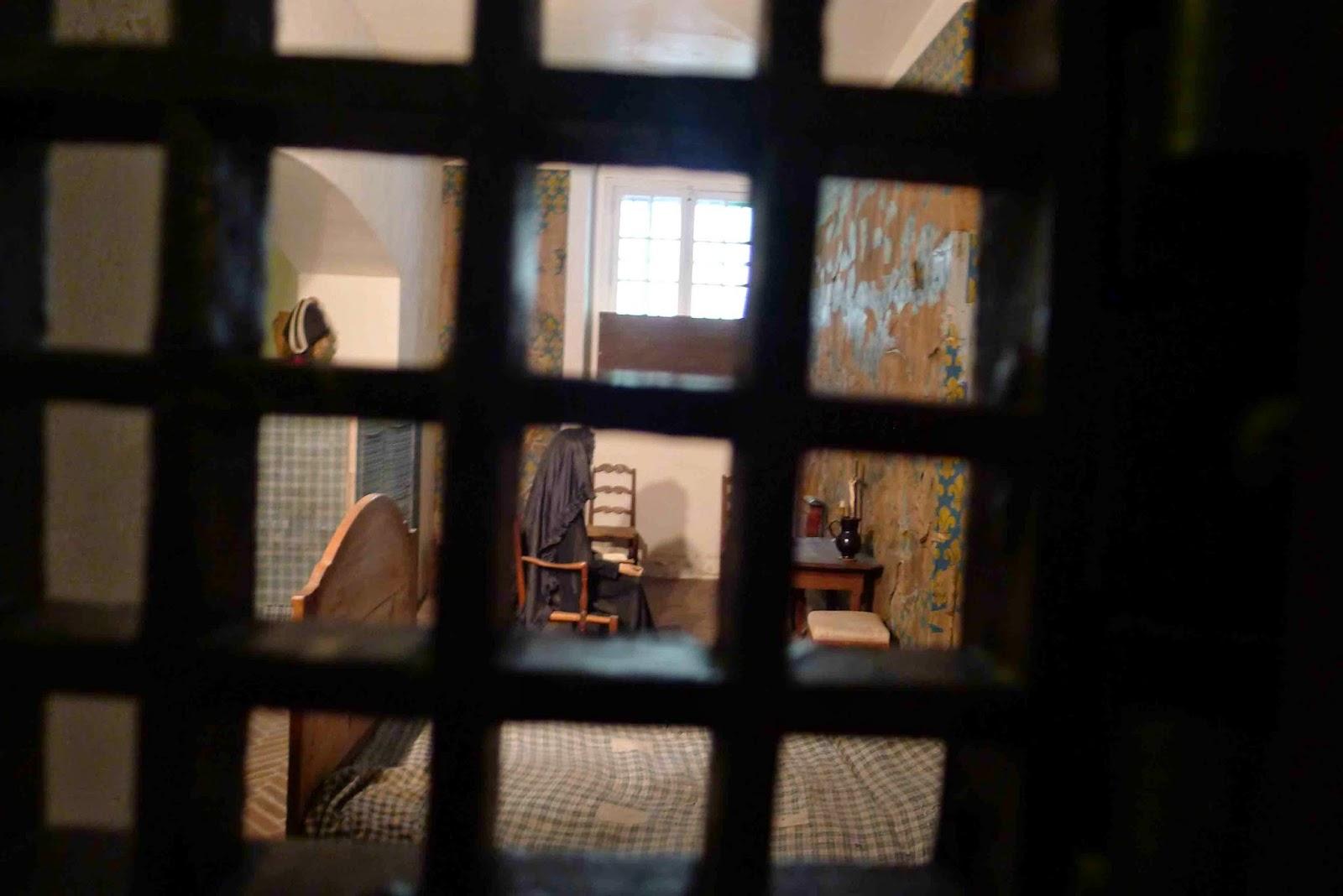 Marie Antoinette Prison