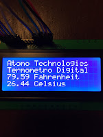 Crea tu propio Termometro Digital!!!