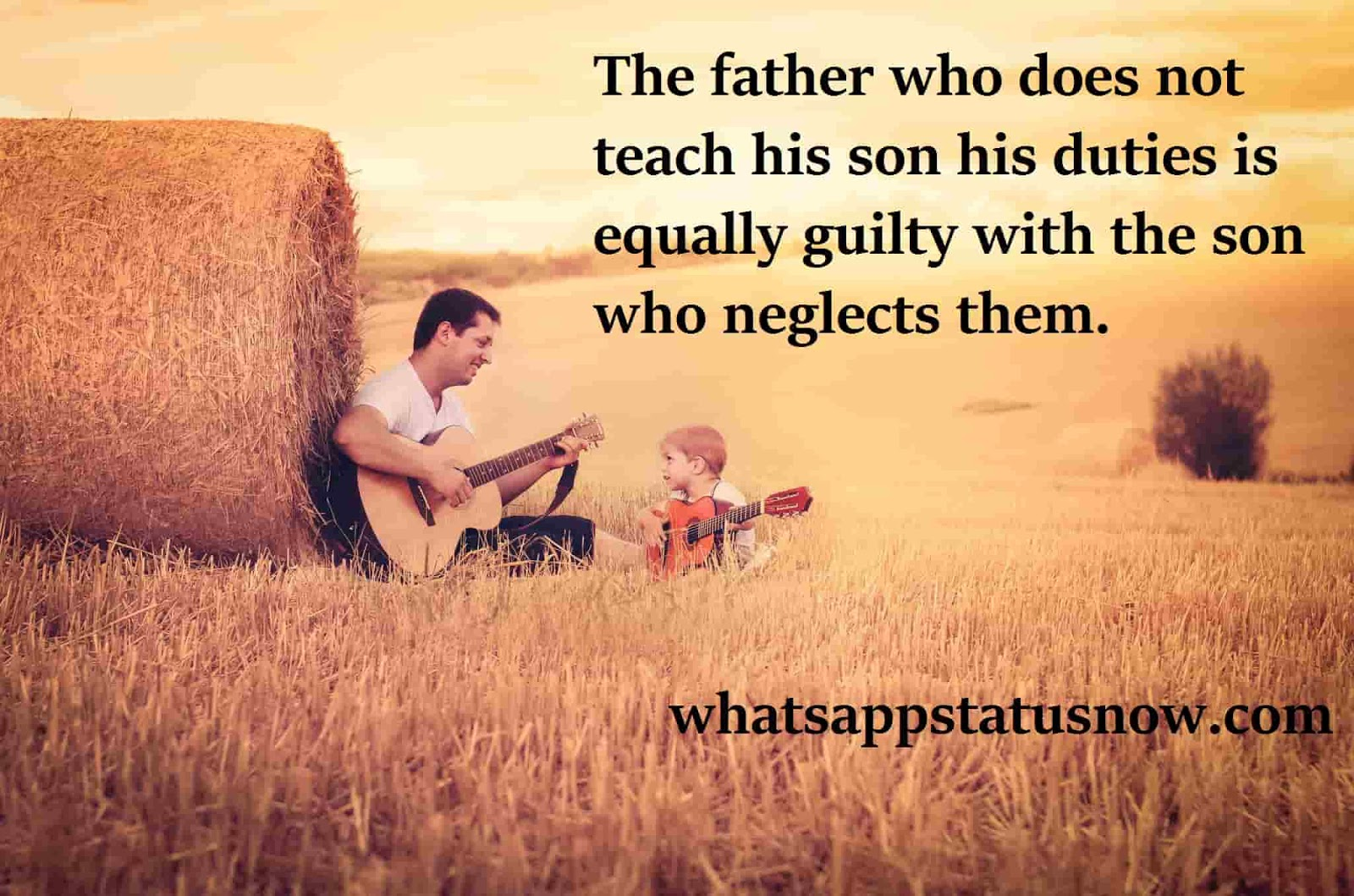 Status for Dad - Father's Day Images ~ Whatsapp Status & Apk