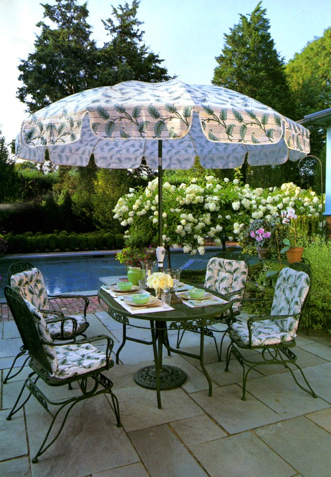Martha Moments Remembering Everyday Garden Furniture Collections
