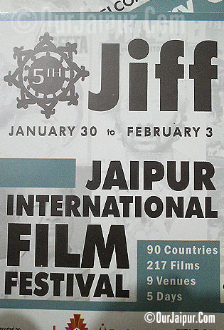 Jaipur International Film Festival 2013