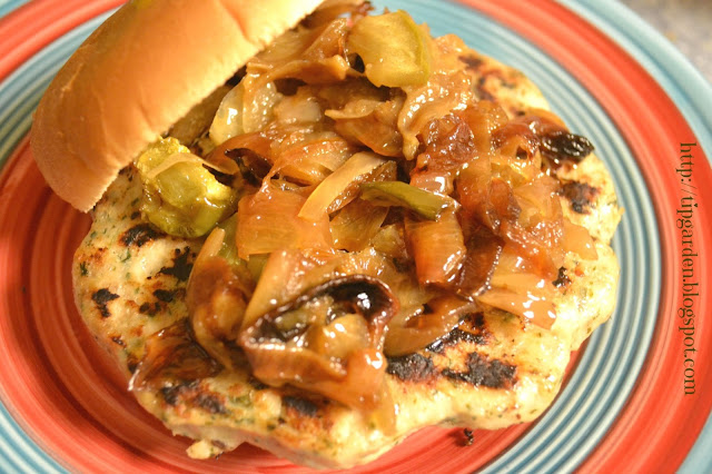 Caramelized Onions and Peppers