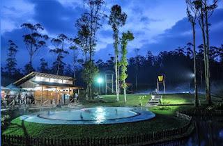 Tiket Masuk Ranca Upas Wisata Alam Luas di Bandung