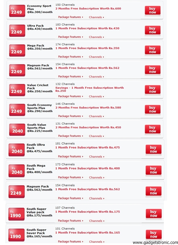 New Offers Of Airtel Digital Tv « Top 10 online casinos 2018