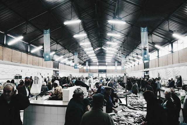 Marché de Olhão Mercado De Olhão