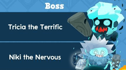 World of Legends: World Bosses Tricia and Niki - Best Team Build, Spells, and Gears
