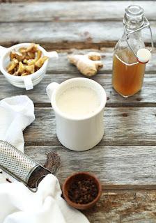 Minuman Susu Jahe Untuk Mencegah Pilek di Musim Hujan