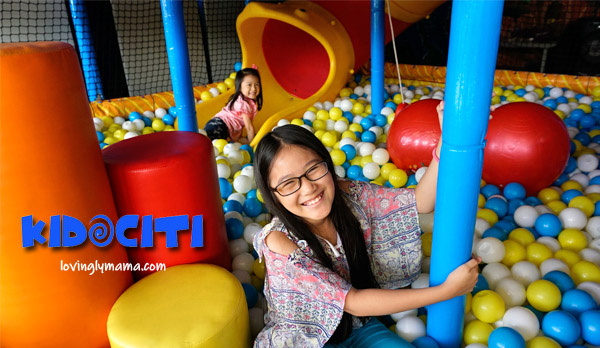 Kidociti - Bacolod indoor playground - Bacolod wall climbing - kids - playdate - Bacolod blogger - Bacolod mommy blogger - slide