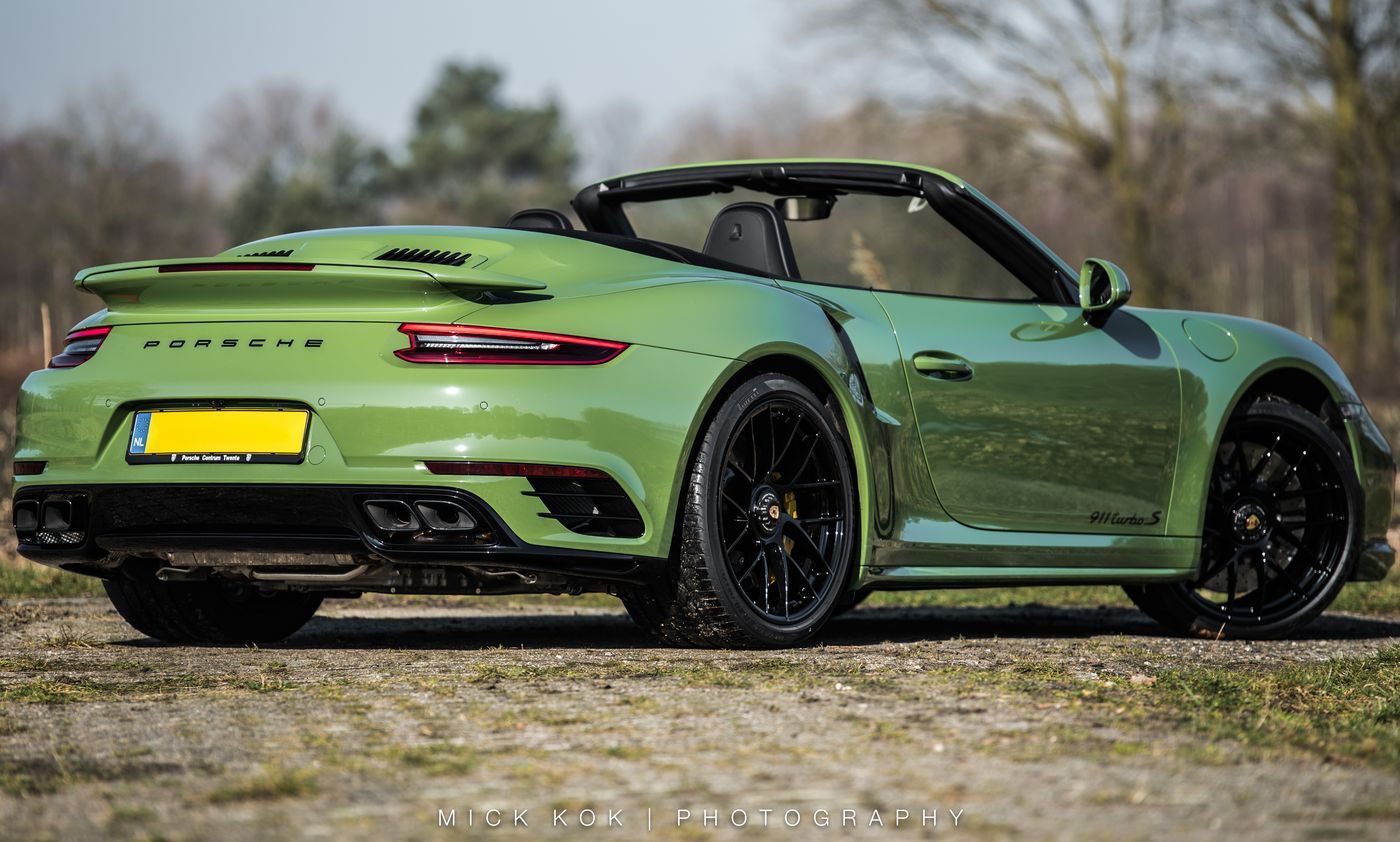 And If You Feel That Your 991 Turbo S Cabrio Needs Just A Tad More Than The Same Tuner Has Back Will Hily Ly Special Sports Exhaust