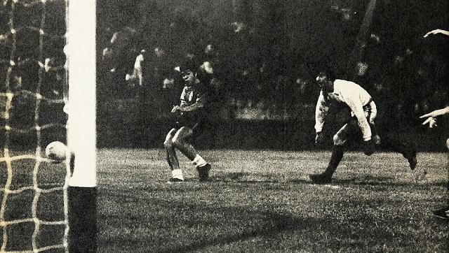 Irlanda y Chile en Taça Independência, 21 de junio de 1972