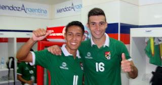 Oriente Petrolero - Rodrigo Vargas, Danny Bejarano - DaleOoo.com web del Club Oriente Petrolero