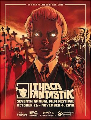 Ithaca Fantastik Poster