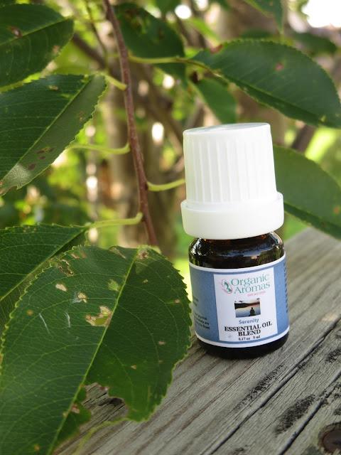 Organic Aromas #Serenity Custom #Essentialoil Blend #OrganicAromas