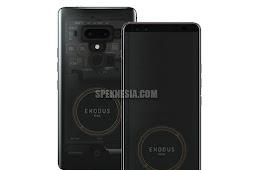 Spesifikasi Harga Hp HTC Exodus 1