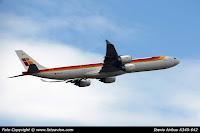 Airbus A340 / EC-JCY
