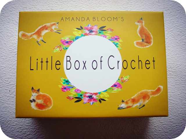 "Zakupowo :) Little Crochet Box i ""The Knitted Odd-bod Bunch"""