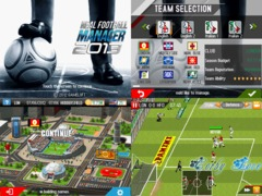 RealFootball Manager 2013 APK (Java Android Game)