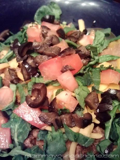 Taco Salad Variation