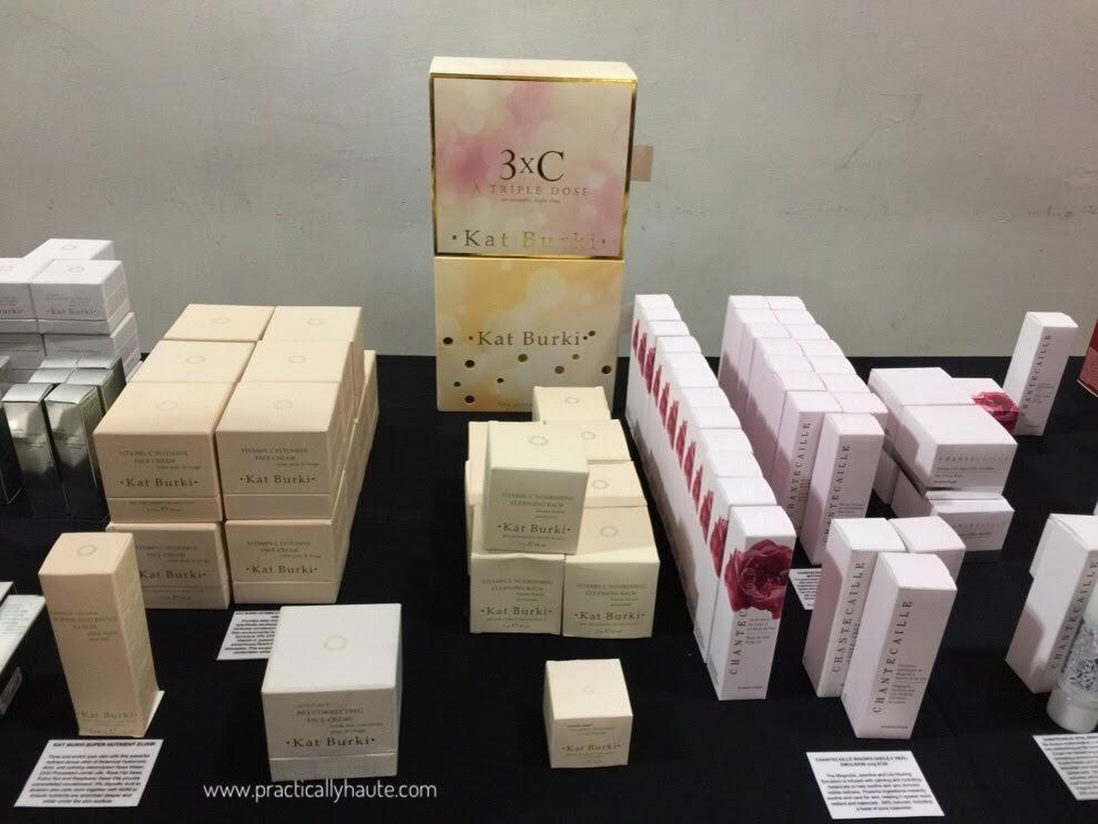 space nk sample sale skincare