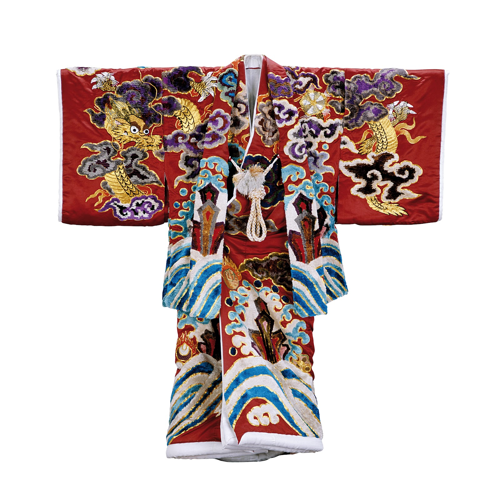 The Art Of Kabuki Japanese Theatre Costumes