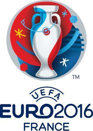 Logo UEFA UERO 2016 Prancis