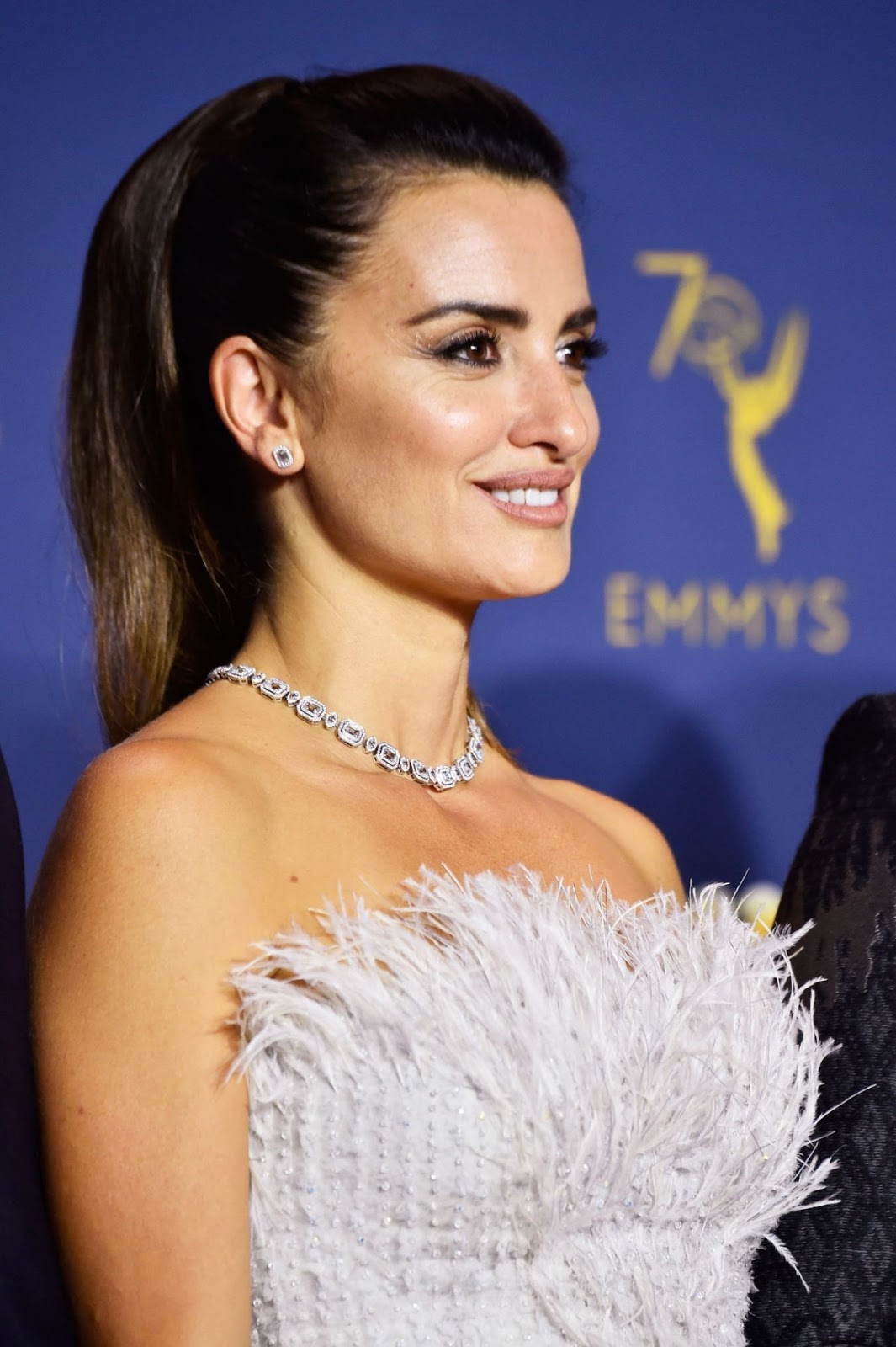 Penelope Cruz – 70th Emmy Awards at Microsoft Theater in Los Angeles