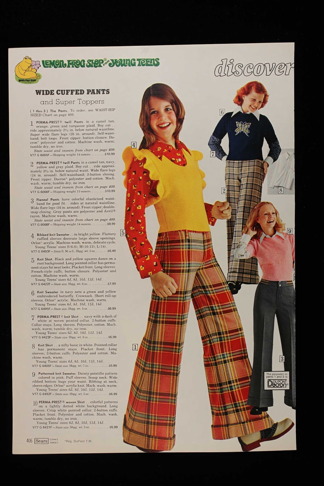 11 bizarre and unbelievable items sold by sears vintage everyday speaking of the 70s we all know it was a time of questionable fashion but this outfit from the fall 1973 catalog is particularly eye catching ombrellifo Image collections
