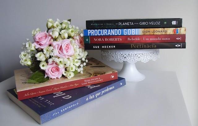 Book Haul - Maio