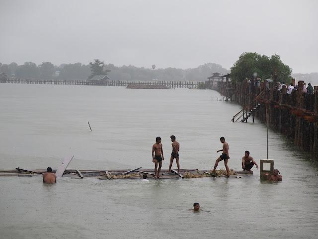Puente U-Bein (Amarapura)