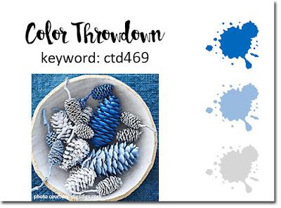 Color Throwdown #469